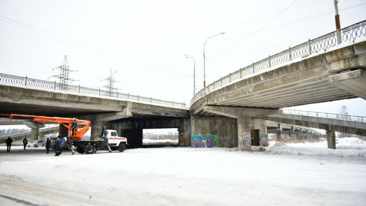 «Большой объём работы»: в Ярославле Добрынинский мост закроют на ремонт