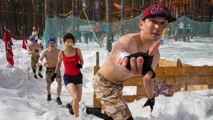 Зимний забег, снимки Эвереста и фестиваль фейерверков: как провести выходные в Уфе