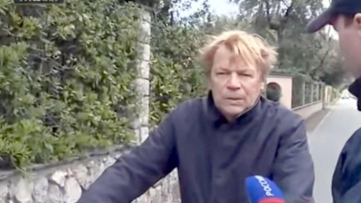 Журналисты показали, как живет в Италии беглый директор компании «Реставрация»