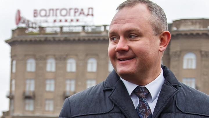 «Партия сказала: надо!»: Андрея Косолапова переизбрали председателем Волгоградской городской думы