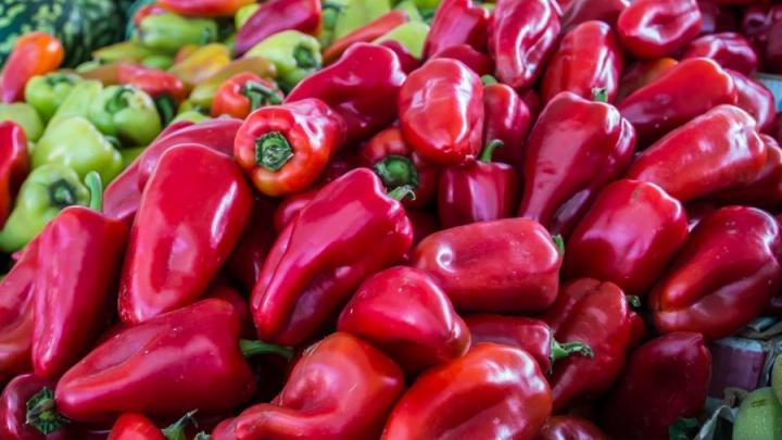 Полтонны болгарского перца не доехало до прилавков курганских магазинов