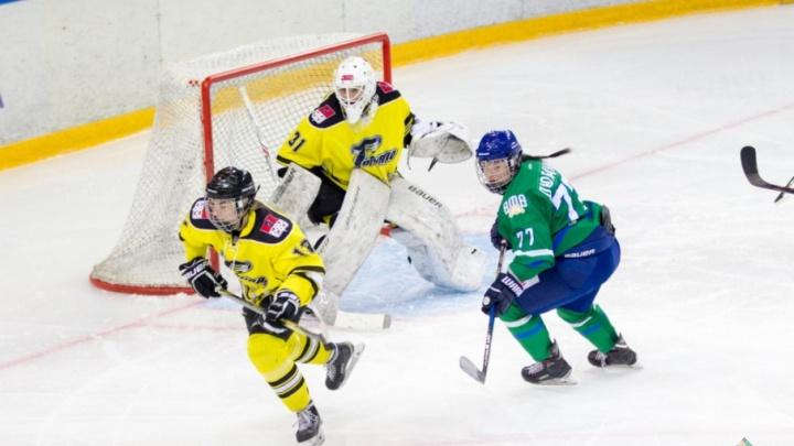 «Агидель» сыграют против «Торнадо» в финале Кубка женской хоккейной лиги