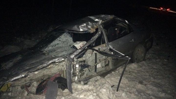 Пострадал семилетний ребенок: появились подробности серьезной аварии в Архангельском районе Башкирии