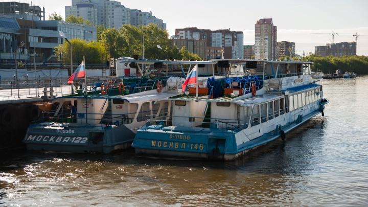 Из Новосибирска запускают новый круиз по Оби и Обскому морю