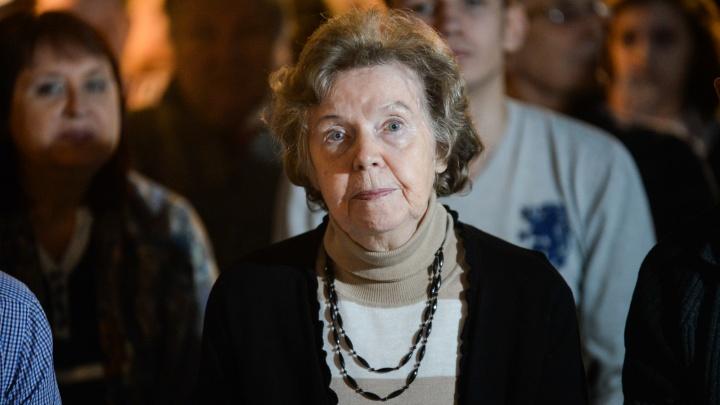 В Нижнем Тагиле умерла первая жена Владимира Высоцкого