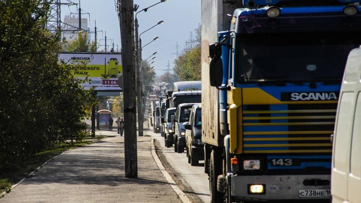 Огнеопасное похищение: в Ростовской области мужчина угнал цистерну с топливом
