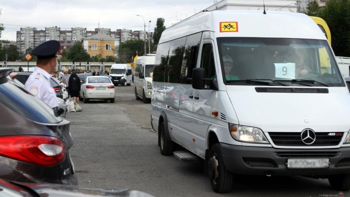 Вовремя заметили: волгоградских детей отправили в лагерь на неисправных автобусах