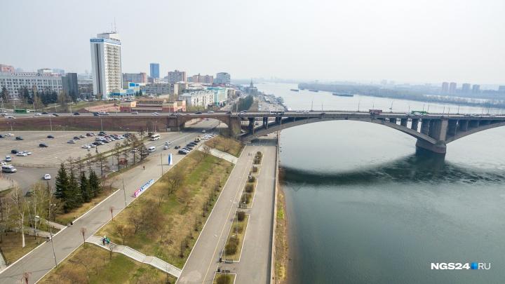 Набережную для пешеходов и велосипедистов хотят растянуть от 4-го моста до проспекта Ульяновский