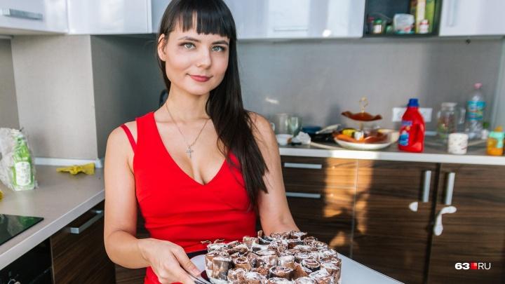 Дарите «Шоколадное сердце» из блинов: публикуем оригинальный рецепт десерта