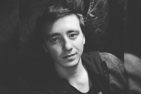 Девушка Вячеслава разместила у себя на странице его фото и трогательное письмо