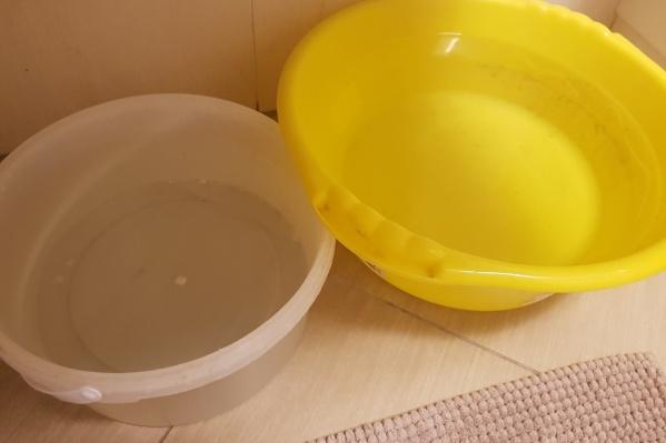 Уже завтра, 10 октября, курганцам следует сделать запас воды