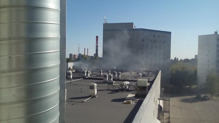 Опасный ремонт: на улице Советской Армии взорвался газовый баллон