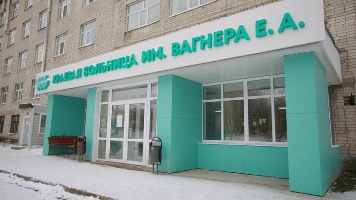 Жители Александровска попросили Владимира Путина остановить реорганизацию их больницы