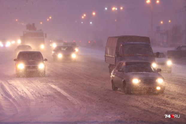 Метели и гололёд: синоптики и МЧС предупредили жителей Челябинской области об ухудшении погоды