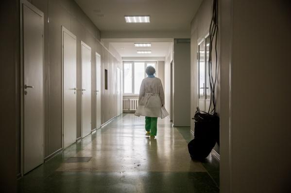 Жительница Новосибирска потеряла ребёнка при родах в апреле