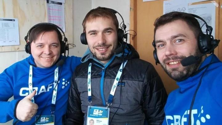 «Собой доволен не очень»: Антон Шипулин дебютировал в качестве спортивного комментатора на Первом