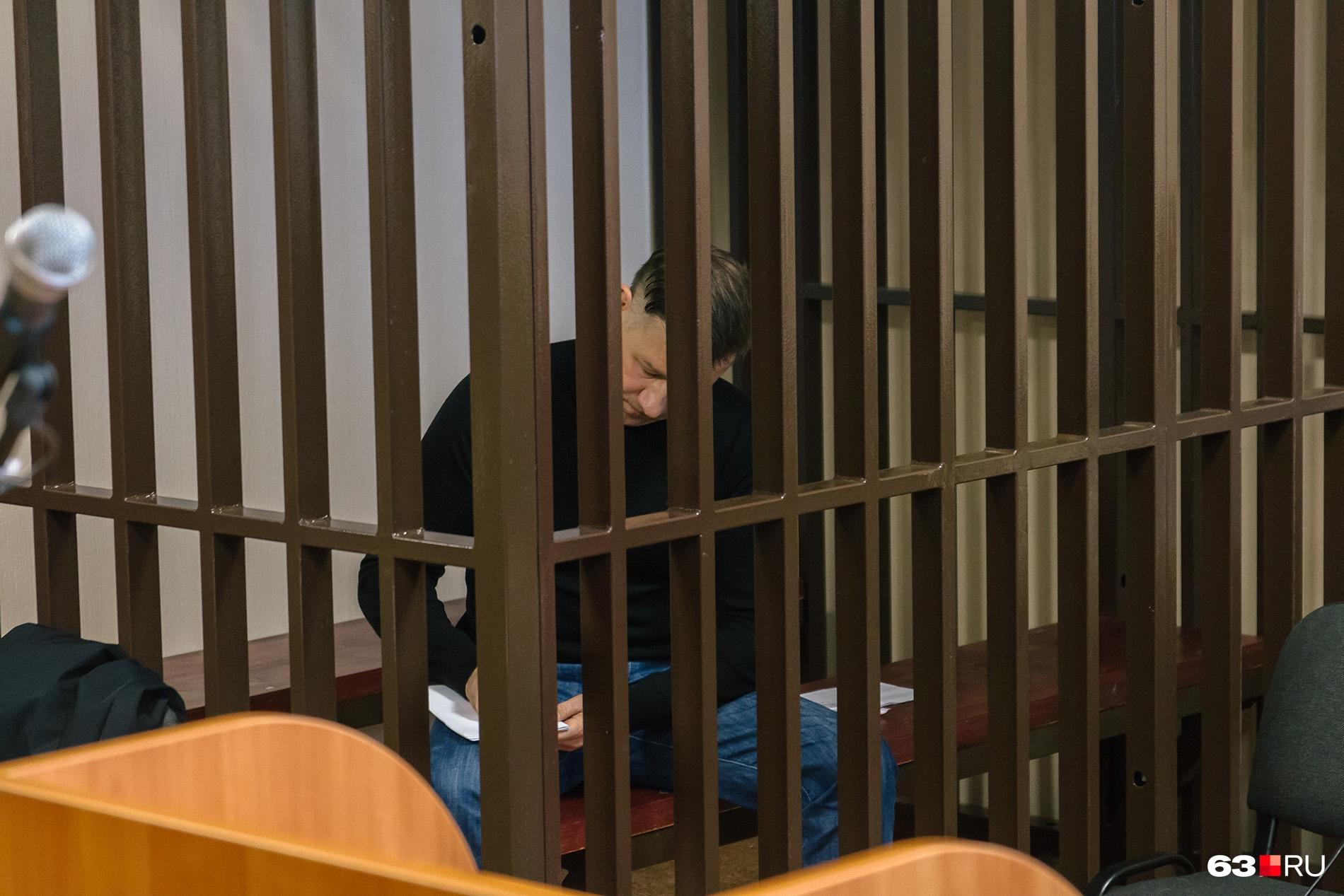 Сазонов был спокоен во время показаний Гафурова