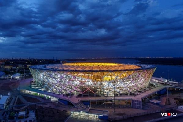 У региональных властей есть три года, чтобы придумать как зарабатывать на стадионе