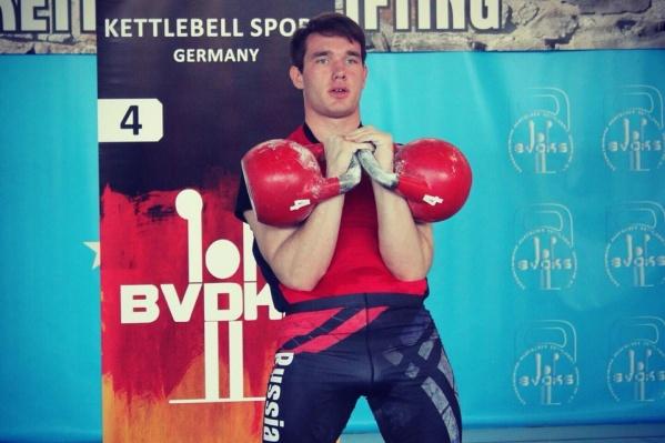 Иван Самочернов до этого победил напервенстве Европы 2019 года