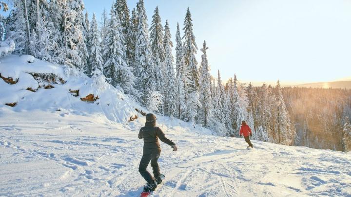 Где зимой в Прикамье покататься на лыжах и сноуборде. Обзор горнолыжных курортов