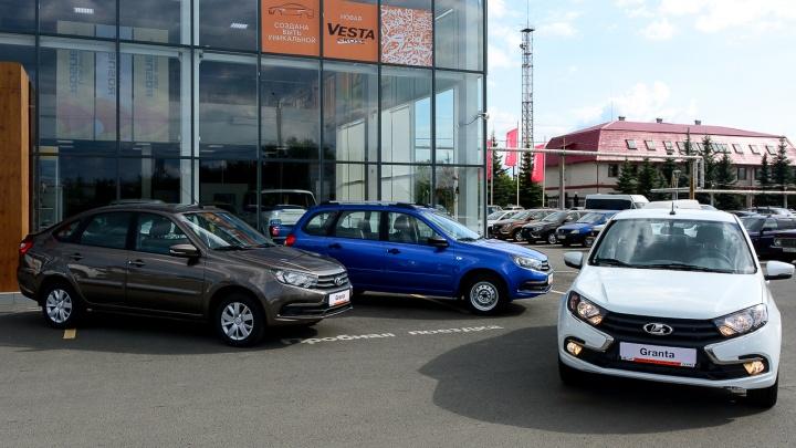 Новая Granta или старый BMW: сравниваем альтернативные модели ценой до 1 миллиона рублей