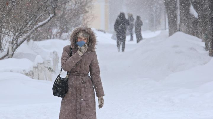 Доставайте валенки и теплые шапки: в Башкирию придут зимние морозы