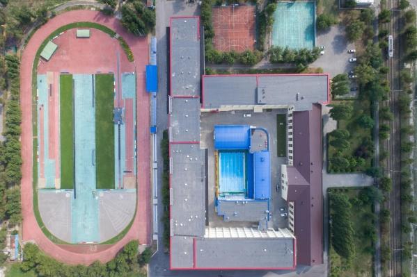 Новое здание откроется через полтора года, а легкоатлетическое ядро обновится через 9 месяцев