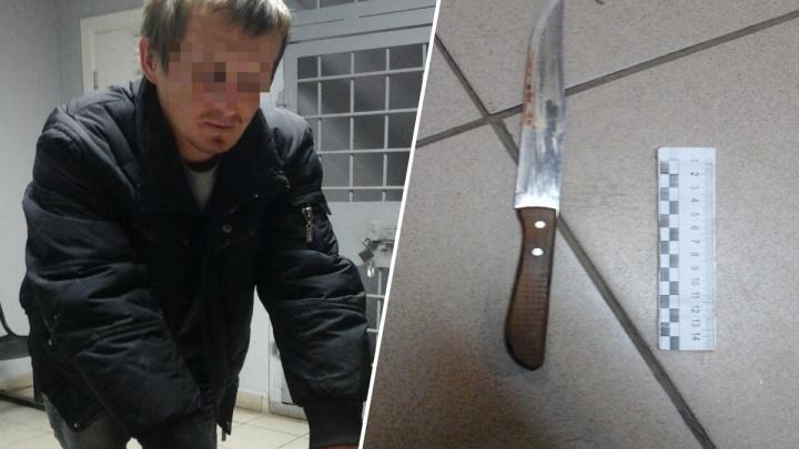 Мужчине, который порезал любимую и убил друга, вынесли приговор
