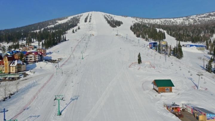 На трёх популярных у красноярцев горнолыжных курортах возможен сход лавины