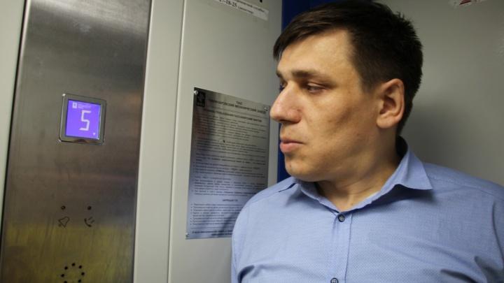 В квартиру архангелогородца Андрея Боровикова, которого судят за митинги, с обысками пришли силовики