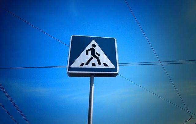 За прошлую неделю в Зауралье произошло 11 ДТП с пешеходами. По вине водителей — лишь 4