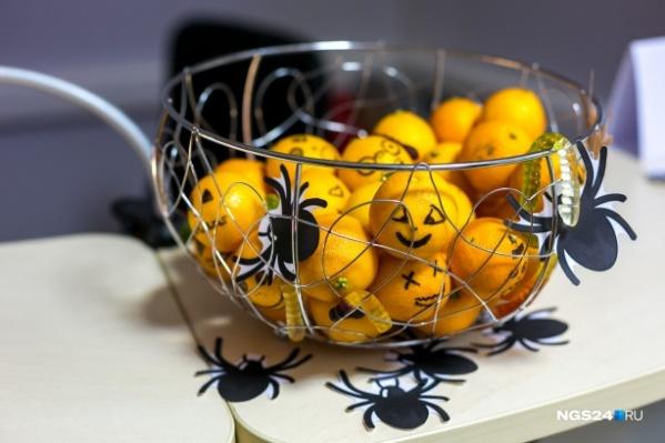 31 октября, в канун Дня Всех Святых, отмечают Хеллоуин