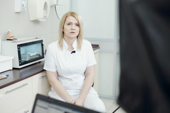Елена Коновалова получила диплом стоматолога, когда у неё уже был ребёнок