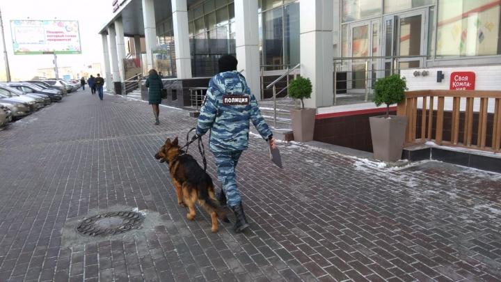 В Омске поймали лжетеррориста, который устроил массовую эвакуацию в «Сан Сити»