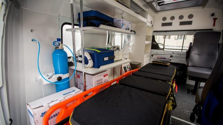 Новосибирским военным дадут мобильный госпиталь для боевых действий и ЧС