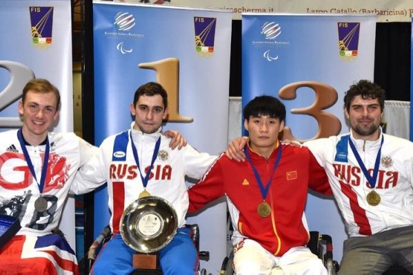 Сборную России на соревнованиях представлял 21 спортсмен, в том числе шестеро новосибирцев