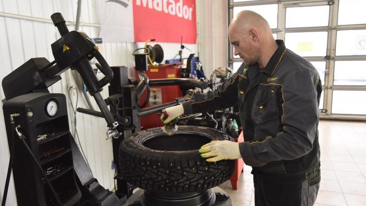 Обратный отсчет до Дня жестянщика: как выбрать зимние шины для уральских дорог и когда их менять