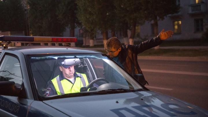 ГИБДД устроит облаву на пьяных водителей в Заельцовском районе