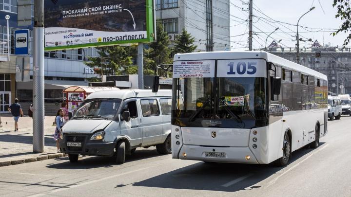 Фейерверк, а потом по домам: в День города в Новосибирске пустят дополнительный транспорт