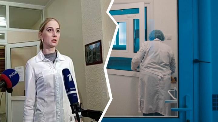 «Приехала 28 января и сразу пошла к врачам». Тюменские медики рассказали о студентке с коронавирусом