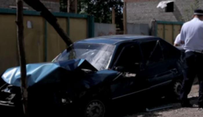 Массовая авария в Башкирии: столкнулись четыре автомобиля