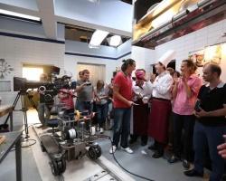 Начались съемки третьего сезона «Кухни» на СТС
