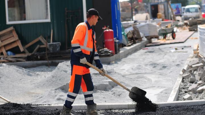 Весне —дорогу: участок Патриса Лумумбы закроют на месяц на капитальный ремонт