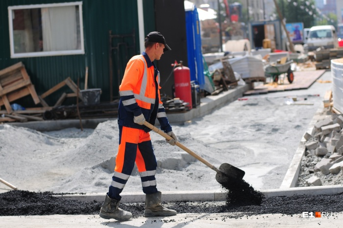 Капитальный ремонт улиц Патриса Лумумбы и 2-й Новосибирской закончится в 2019 году