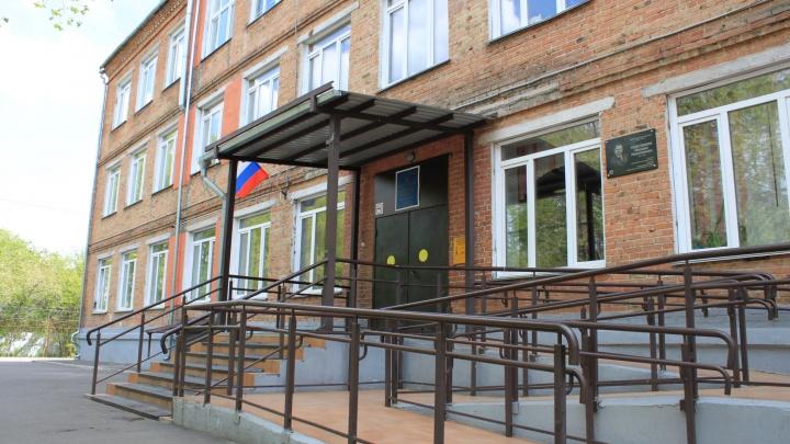 В школе на Курчатова открыли профильный класс ГУФСИН