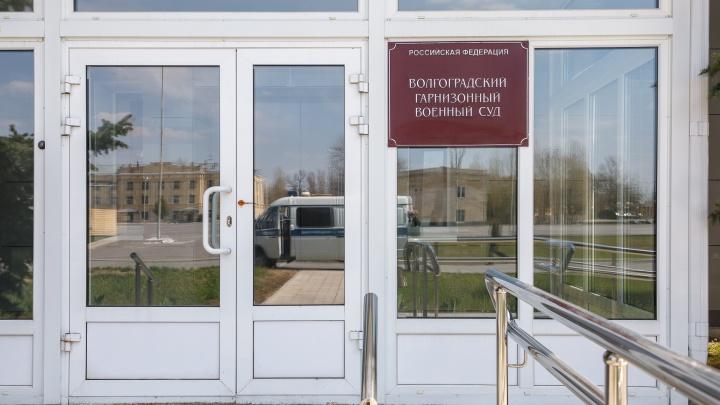 Разрыв селезёнки и сломанное ухо: в Волгограде двух рядовых посадили за насилие над сержантом