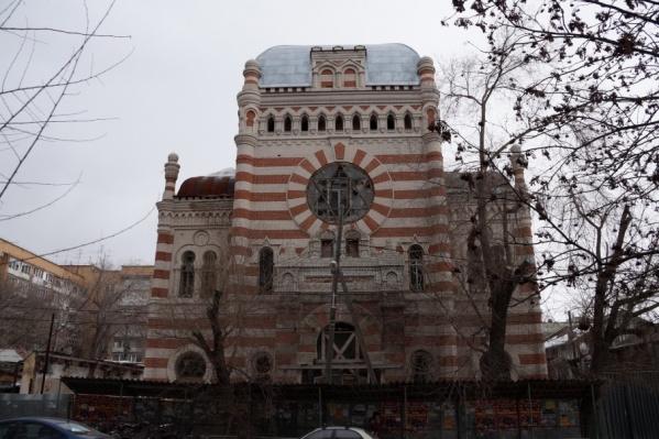 Хоральная синагога долгое время была заброшена