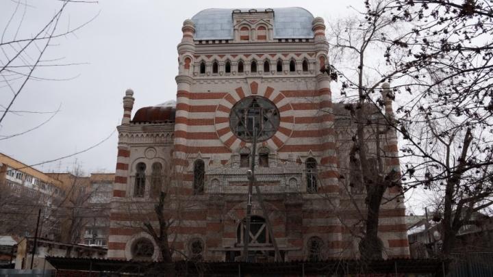В Самаре приостановили работы по сносу стены хоральной синагоги
