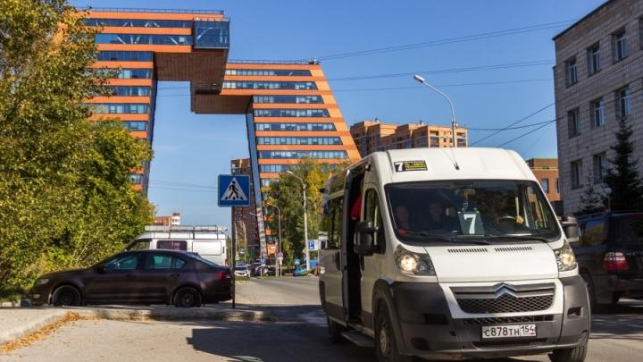 После скандала в Академгородке сменился перевозчик на самом популярном маршруте