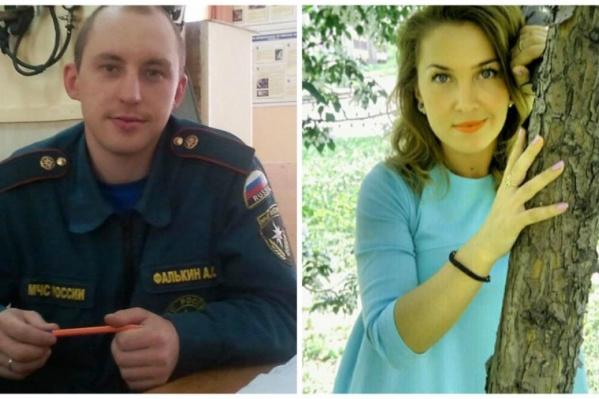 Фалькин подкараулил Ирину Вахрушеву в темном дворе и убил